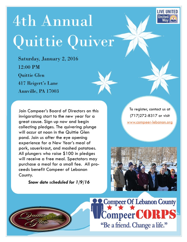 Quittie Quiver 2016 Flyer
