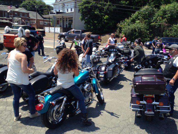 Richland American Legion Riders