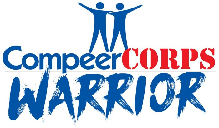 2nd Annual CompeerCORPS Warrior!
